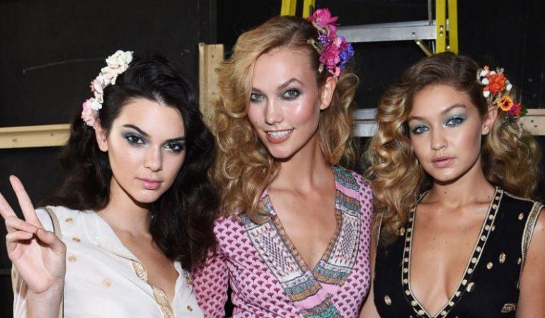 Trends im Make-up in der Saison Frühling-Sommer 2016