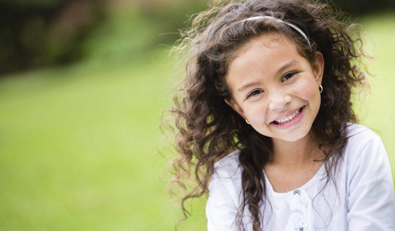 Haarölen bei kleinen Kindern