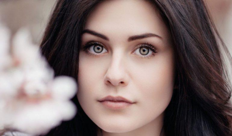 Makellose Gesichtshaut ohne Make-up – ist das möglich? #nomakeup